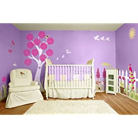 Picture of a Baby Nursery