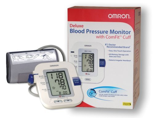 Cheap Omron Healthcare – New 2007 HEM-711DLX Automatic Blood Pressure Monitor with ComFit Cuff (B000PRJ39C)