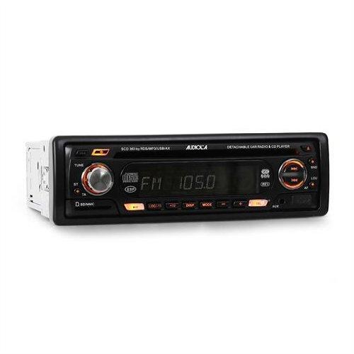 Audiola SCD 363 MP3 Autoradio mit USB/SD und