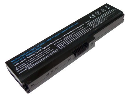 eTrade Power�6CELL Toshiba PA3817U-1BRS Notebook Battery. Beginning BATTERY PACK 6CELL 4400MAH 48WH NB-PWR. 4400 mAh - Lithium Ion (Li-Ion) - 10.8 V