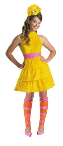 Costumes For All Occasions DG11480G Large Big Bird Child 10-12