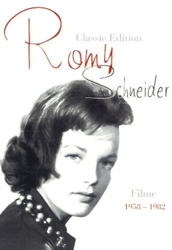 Romy Schneider - Classic Edition Boxset (5 DVDs)