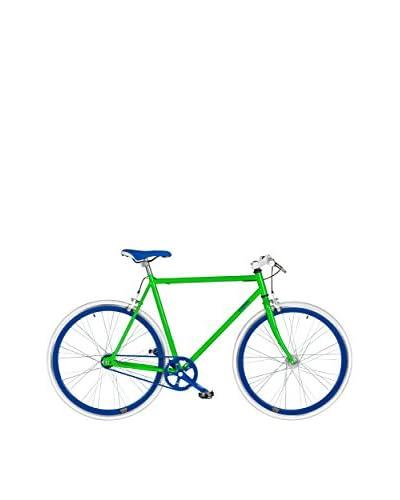 Fausto Coppi Bicicleta Scatto Fisso Verde