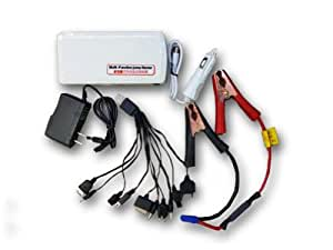 Multifunctional Multi-Function Jump Starter for Car, Power Bank Battery Charger for Mobile phone12000mAh