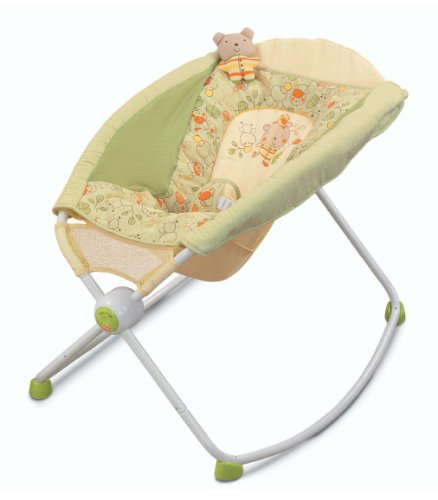 Review Fisher-Price Newborn Rock n' Play Sleeper, Neutral
