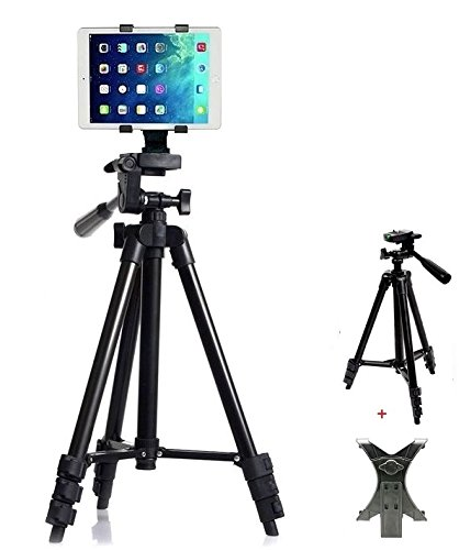 professionnel-camera-trepied-support-supporti-pour-ipad-air-2-1-ipad-4-3-2-1-noir