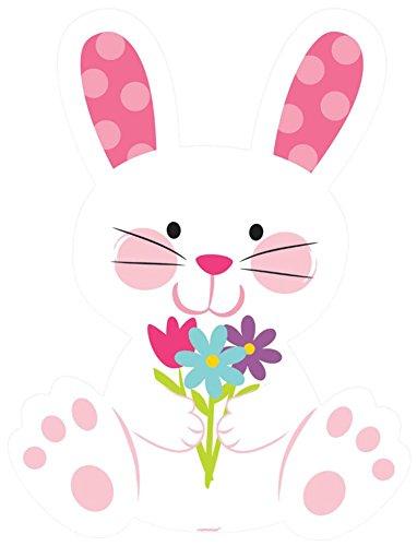cutout easter bunny - 1