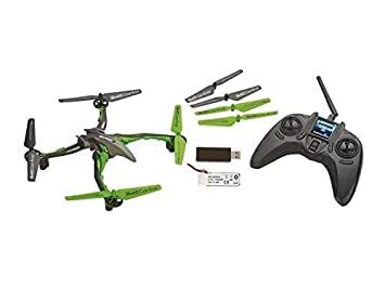 Revell Rayvore Remote Controlled Quadcopter (Green) by Revell