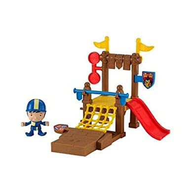 Fisher-Price Mike The Knight Training Grounds Playset