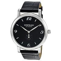 Montblanc Star Classique Acier Automatic Mens Watch 107072 by Montblanc