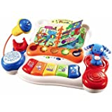 Unique VTech Baby Sing and Discover Piano - Cleva Edition ChildSAFE Door Stopz Bundle