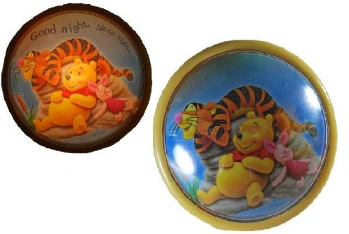 Nachtlicht Schlummerlicht Nachtlampe Lampe Winnie the Pooh Magische Augen
