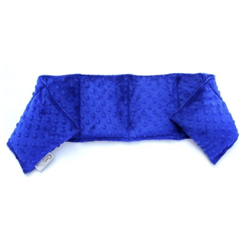 Review Flaxseed Pillow – Neck Wrap (Midnight Blue) Made in USA