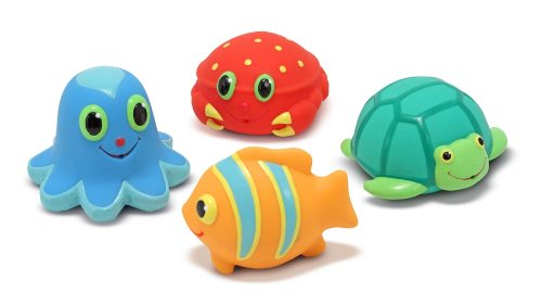 Melissa & Doug Sunny Patch Seaside Sidekicks Squirters