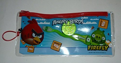 Angry Birds Dental Travel Kit, Green