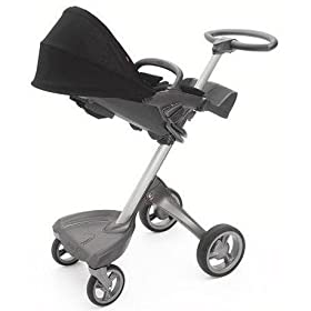 Stokke Xplory Basic Color: Black