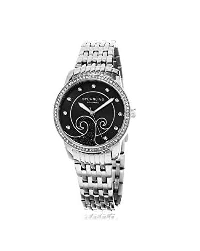 Stuhrling Women's 569.02 Coronet Silver Watch