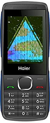 Haier M311 (Black-Blue)