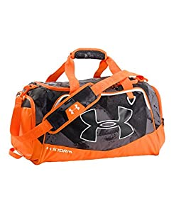 Under Armour UA Undeniable Storm MD Duffle One Size Fits All Graphite