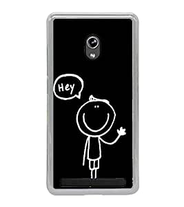 Cute Cartoon 2D Hard Polycarbonate Designer Back Case Cover for Asus Zenfone 5 A501CG :: Asus Zenfone 5 Intel Atom Z2520 :: Asus Zenfone 5 Intel Atom Z2560
