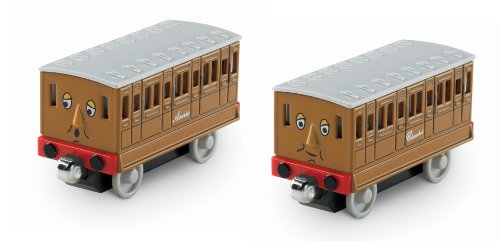Thomas and Friends Take-n-Play Annie and Clarabel