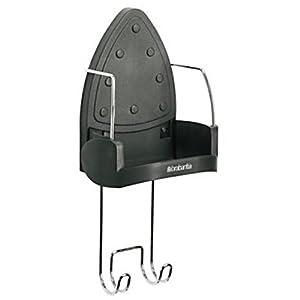 Amazon Com Brabantia Wall Mounted Iron Rest And Hanging