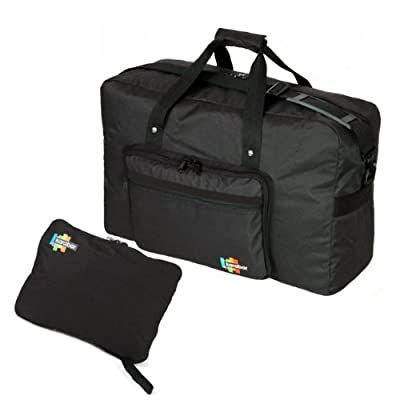 Karabar Folding Cabin Bag 55 x 35 x 20 cm, 40 Litres - 3 Years Warranty!