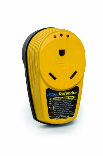 Camco 55310 Power Defender Circuit Analyzer (Rv 30amp Surge Protector compare prices)