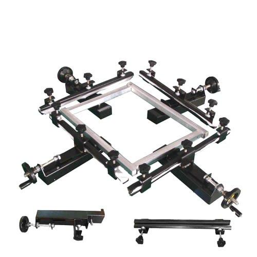 Manual Screen Printing Machine Screen Tension Screen Stress Pull Mesh Silk Stretch Screen Stretcher