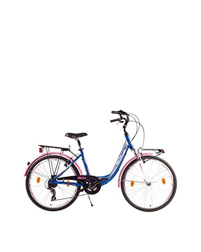 "SCH Bicicletta Bici Sweet All. 26"" 7V. Shimano"