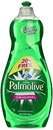 Palmolive Ultra Dish Liquid, Concentrated, Original , 25 Fl. Oz, (Pack of 2)