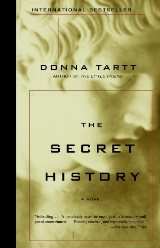 From the winner of the 2014 Pulitzer Prize for her most recent novel, The Goldfinch, comes the BEST PRICE EVER for… The Secret History By Donna Tartt