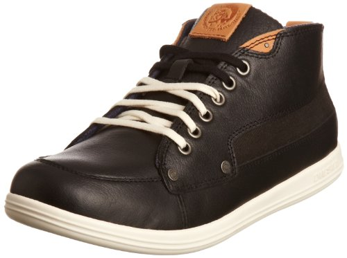 Diesel Men's Stillful Boot,Black,12.5 M US