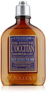 L'Occitane L'occitan Shower Gel for Men, 250ml