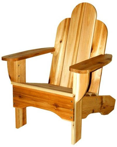 Childs Resort Adirondack Chair Woodworking Plan