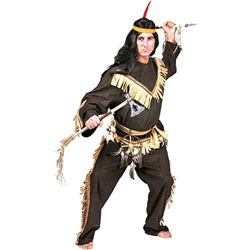 Men's Deluxe Indian Brave Costume (X-Large)