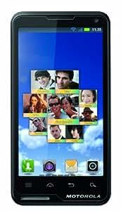 Motorola Motoluxe Smartphone (10,2 cm (4 Zoll) FWVGA-Touchscreen, 8 Megapixel Kamera, WiFi, Android 2.3) schwarz