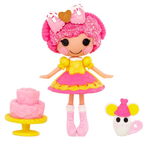 Mini Lalaloopsy Super Silly Party Doll- Crumbs Sugar Cookie
