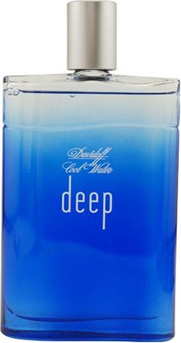 Cool Water Deep By Davidoff For Men. Aftershave 3.4 Ounces (Cool Water Deep compare prices)