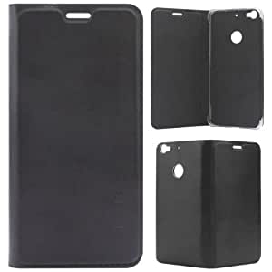CellwallPRO leather flip Cover For Letv Le 1s (LeEco) -Black color