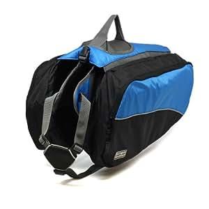 Outward Hound 2502 Dog Backpack, Extra Large, Blue