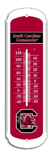 Sale alerts for BSI NCAA South Carolina Fighting Gamecocks 27-inch Outdoor Thermometer - Covvet