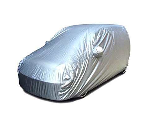 Galaxy 21474 Silver G1 Car Cover for Maruti Zen Estilo