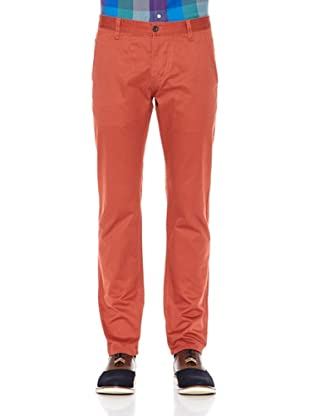 Dockers Pantalón Alpha Slim Twill (Teja)