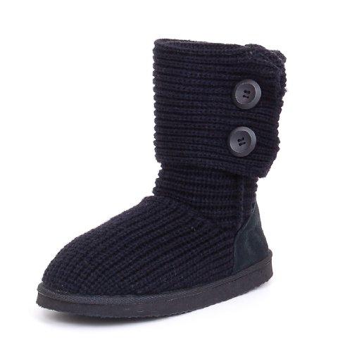 katia cardigan s rib knit crochet sweater boots