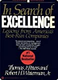 img - for In Search of Excellence, Lessons from America's Be book / textbook / text book