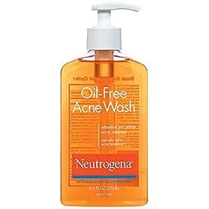 Neutrogena Oil-Free Acne Wash width=