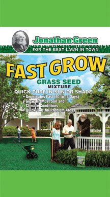 Jonathan Green & Sons, Inc. 3Lb Fastgrow Grass Seed 108 Grass Seed