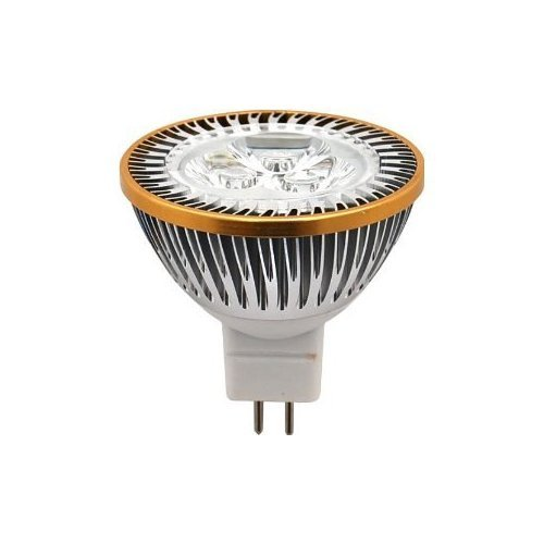 Dimmable Led Mr16 35 Watt Replacement Bulb- New Dimmable Cree Led Color: Natural White View Angle: Spot