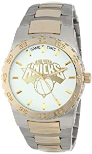 Game Time Mens NBA-EXE-NY New York Knicks Watch by Game Time